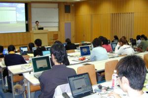 「TOEFL 実践集中講座」の様子2