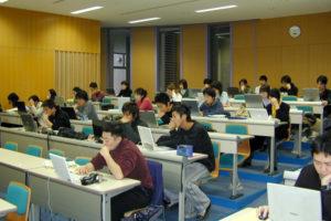 「TOEFL 実践集中講座」の様子3