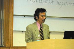 「TOEFL 実践集中講座」の様子5