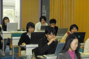 「TOEFL 実践集中講座」の様子6